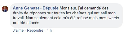 Les retraités français à l'étranger : Anne Genetet répond à ses détracteurs Screenshot_393
